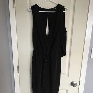 Sam Edelman black jumpsuit